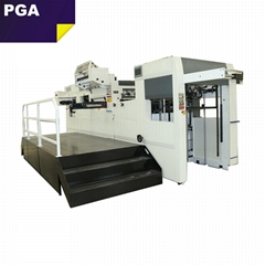 CR1060F Auto feeding die cutting hot stamping foil machine