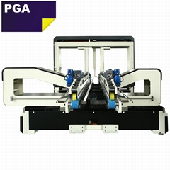 Carton box stitcher machine / stitching wire gluer stitcher machine 1224