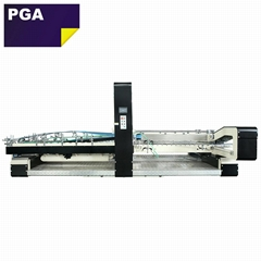 Automatic Folder Gluer Stitcher Machine / corrugated stitcher 1632