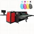 High resolution digital inkjet printing