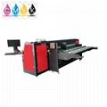 Corrugated board digital inkjet printer