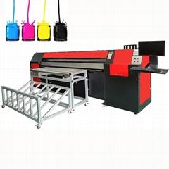 Inkjet printer for corru