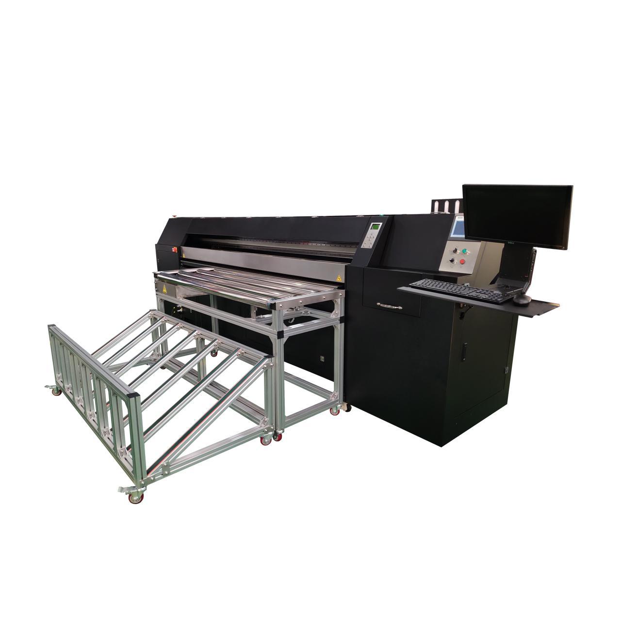 Cost effective corrugated box digital inkjet printer 2500AF-6PH 1