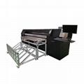 Cost effective corrugated box digital inkjet printer 2500AF-6PH