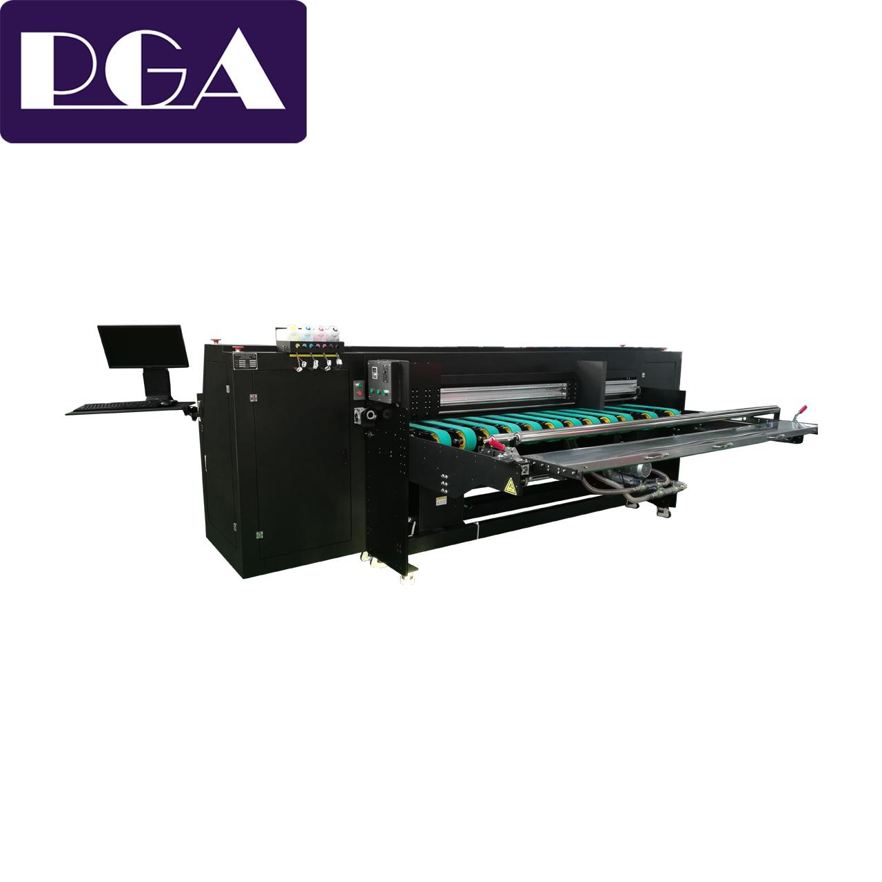 Cardboard Box Digital Inkjet Printer  2500AF-6PH 1