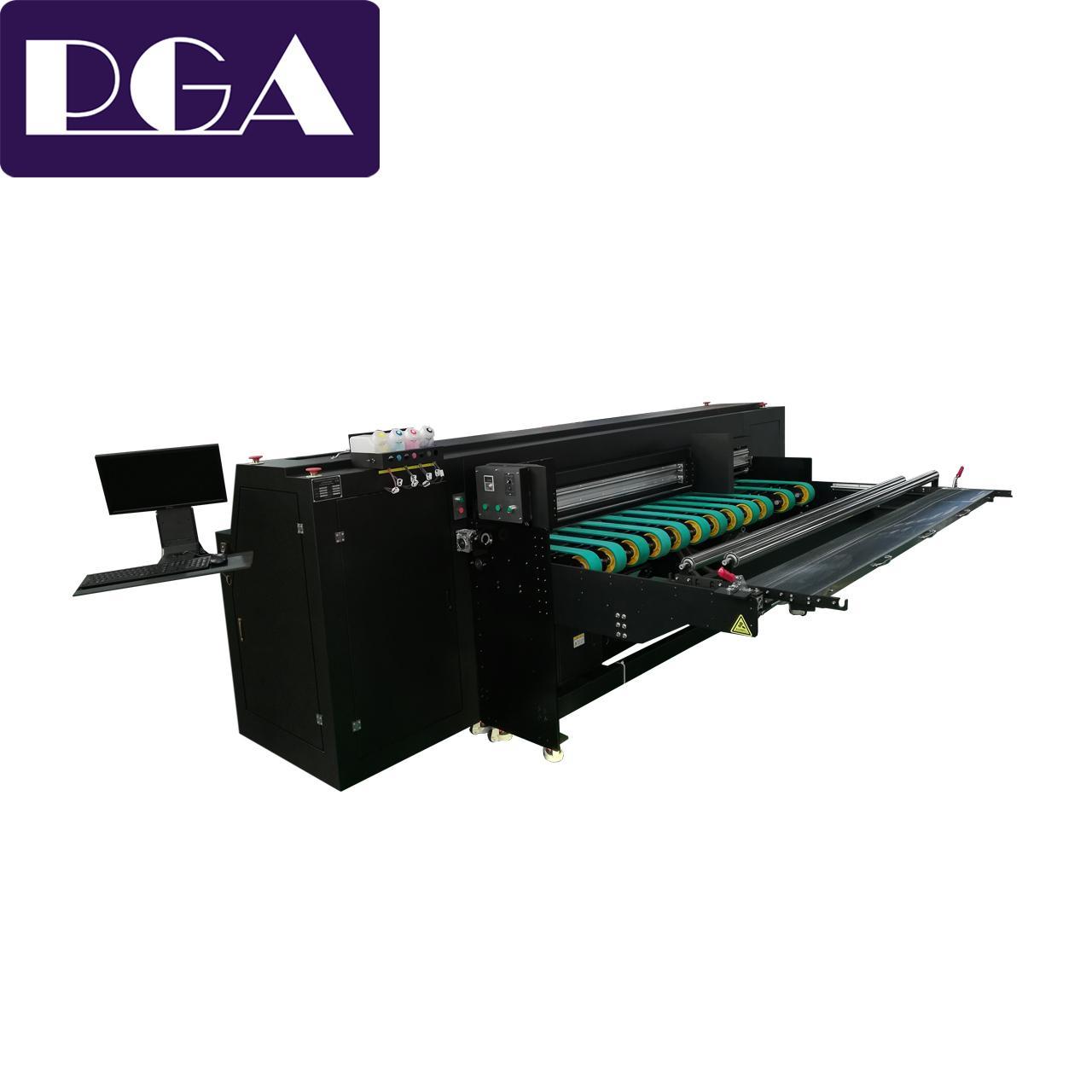 Corrugated Box Digital Inkjet Printer 2500AF-6PH 1