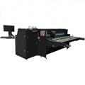 Corrugated box inkjet printing machine