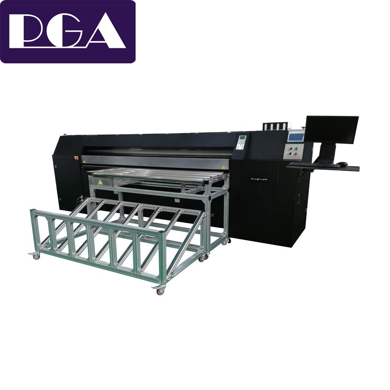 Corrugated carton digital printer box production inkjet digital printer 1