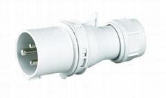 Industrial Plug: HTN013-3