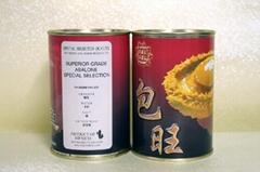 Bao Wang Canned Abalone (Mexico) 1.5pc (454g)