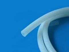 制氧機編織硅膠管