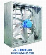 方型負壓風機A式電機直聯