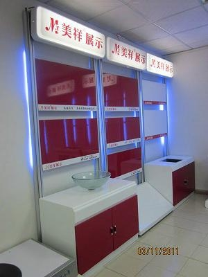 热水器展示架 2