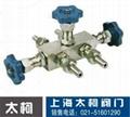 J23SA外螺紋針型閥組合閥