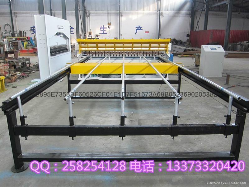 厂家直销公路护栏网排焊机 4