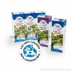 纯天然耐储存常温液态纯牛奶