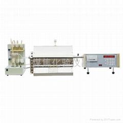太原定硫仪、煤炭化验仪器