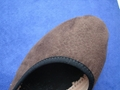 Woven suede(Pesca-J) bonded with poly fleece 2