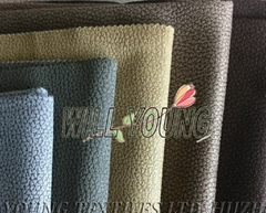embossed suede fabric fo