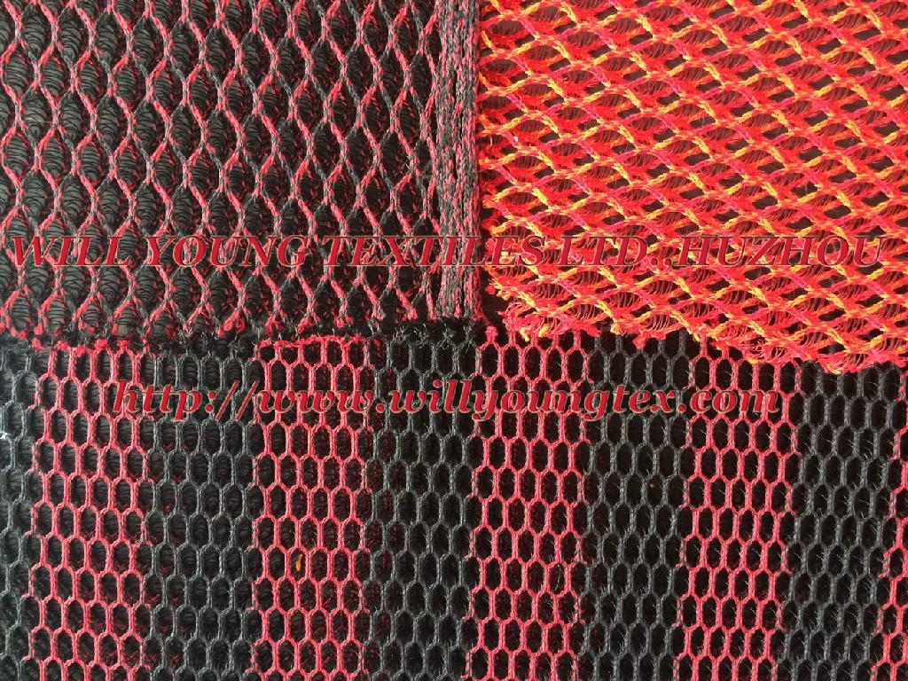 3D Spacer for mattress (mattress spacer, seat cover spacer, breathable air mesh) 1