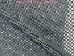 Warp knitted mesh fabric