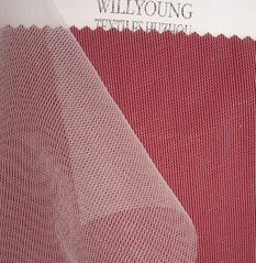 Tricot 18gsm for Foam-lamination back fabric.