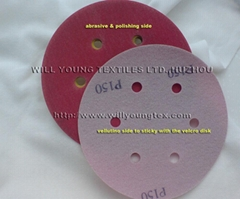 Vellutino,Nylex,Loop velvet, tricot brush for abrasive industry