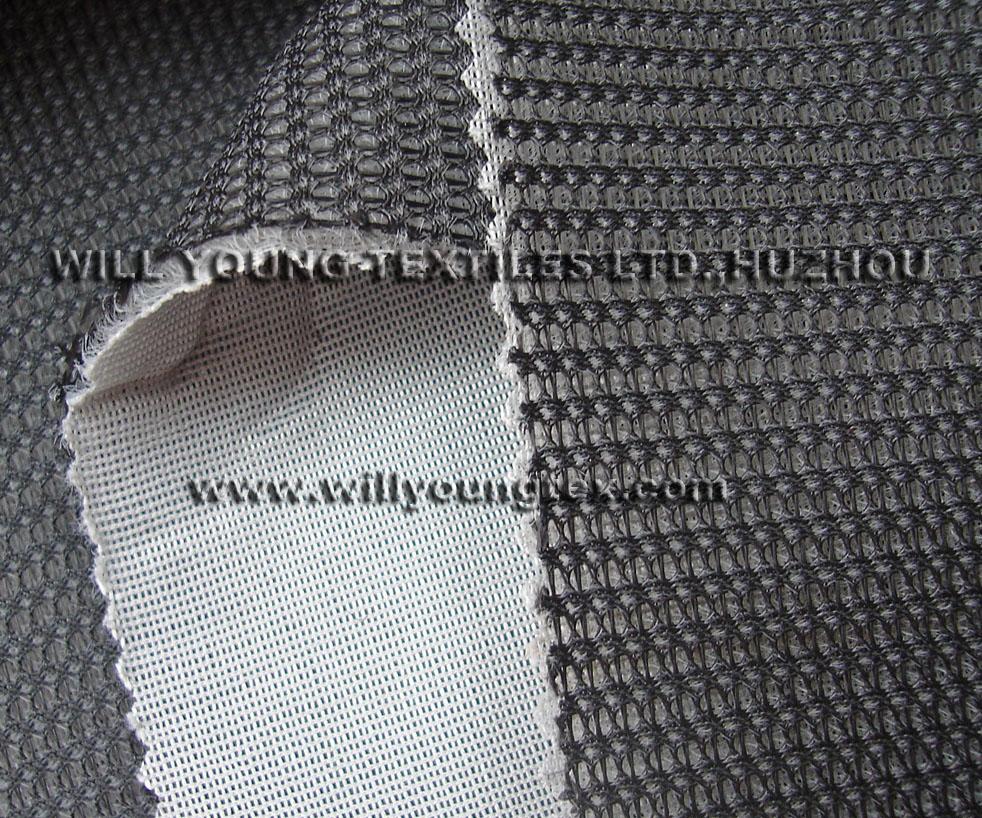 Sandwich mesh fabric (air mesh fabric)  7203 1