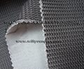 Sandwich mesh fabric (air mesh fabric)