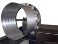 Aluminum pipe maker 2