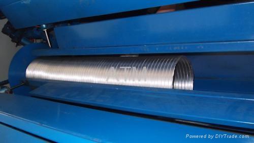 Aluminum pipe maker 3