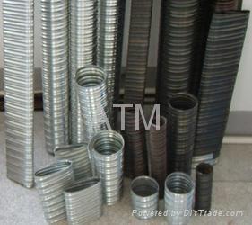 Spiral Corrugated Duct Machine Zh 150 Atm China