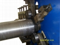 Stainless Steel Flexible Exhaust Pipe Making Machine 2