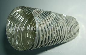 spiral filter core making machine 1