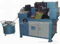 spiral filter core making machine