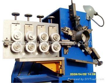 Flexible Exhaust Pipe Making Machine 1