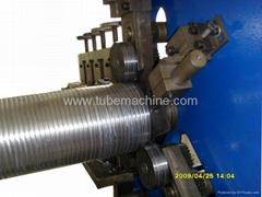 Flexible Exhaust Pipe Making Machine