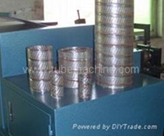 Automatic Spiral filter core making machine