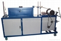 double aluminum flexible duct forming machine