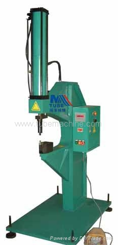 Round Duct Elbow Rivet Machine Atm 06 Atm Mtube China
