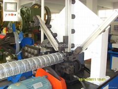 spiral ( filter core ) pipe making machine ATM-500