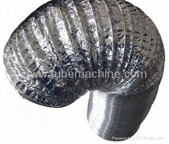 鋁箔風管機