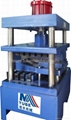 Traffic Guard Rail Fish Tail Hydraulic Press Machine ATM-120H