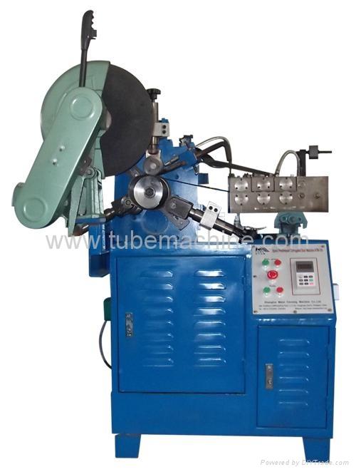 Spiral Prestressed Corrugated Duct Machine ATM-150