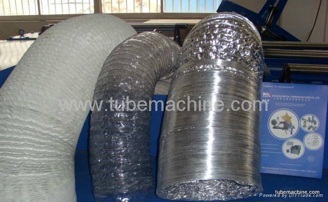 鋁箔風管機 5