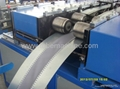 Flexible duct connector machine 2