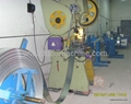 Flexible duct connector machine 4