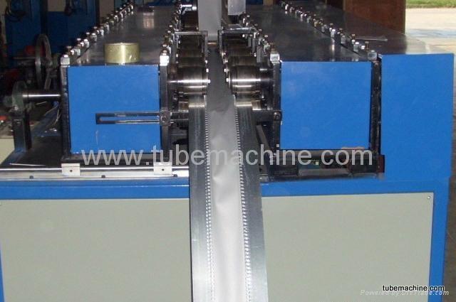 Soft Flexible Duct Connector Machine Atm 350 Atm Tube