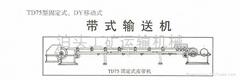 TD型带式输送机