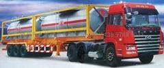 40立方化工液态黄磷罐式集装箱